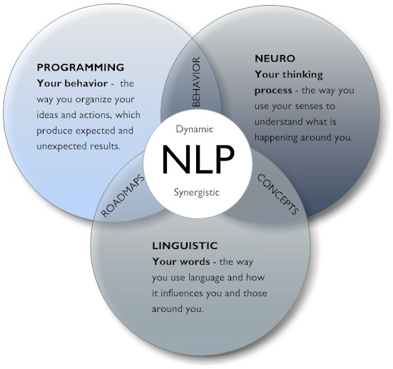 NLP-Description Map